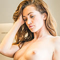 Tess Lyndon - Topless At The Window
